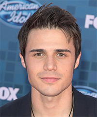 Kris Allen Hairstyle - click to view hairstyle information