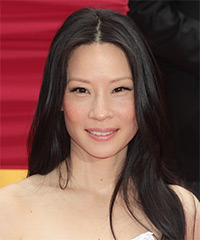 Lucy Liu Hairstyle - click to view hairstyle information