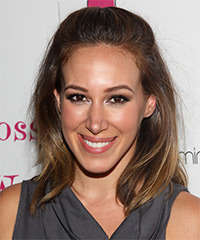 Haylie Duff - Half Up Long