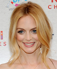 Heather Graham - Updo Long