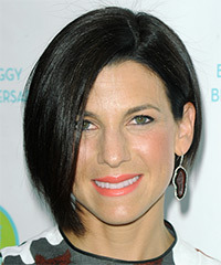 Jessica Seinfeld Hairstyle - click to view hairstyle information