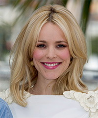 Rachel McAdams - Long Straight