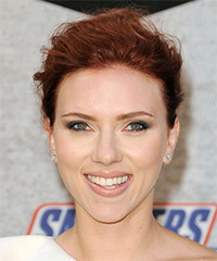 Scarlett Johansson Hairstyle - click to view hairstyle information