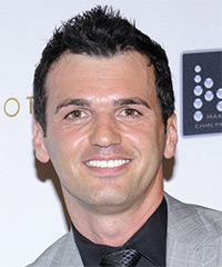 Tony Dovolani - Short Straight
