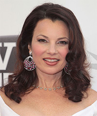 Fran Drescher Hairstyle - click to view hairstyle information