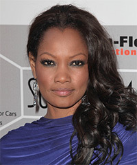 Garcelle Beauvais-Nilon Hairstyle - click to view hairstyle information