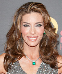 Jennifer Flavin  Hairstyle - click to view hairstyle information