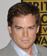 Micheal C hall Hairstyle - click to view hairstyle information