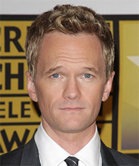 Neil Patrick Harris - Short Wavy