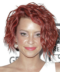 Courtney Davis Hairstyle