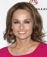 Giada De Laurentiis Hairstyle - click to view hairstyle information