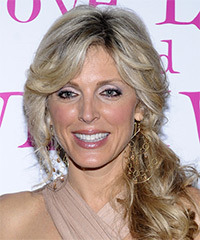 Marla Maples - Half Up Long Curly