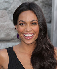 Rosario Dawson Hairstyle - click to view hairstyle information
