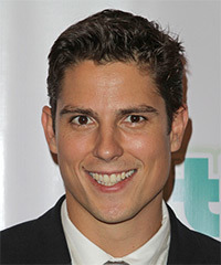 Sean Faris - Short Straight