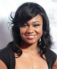 Tatyana Ali Hairstyle - click to view hairstyle information