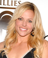Jennie Finch Hairstyle - click to view hairstyle information