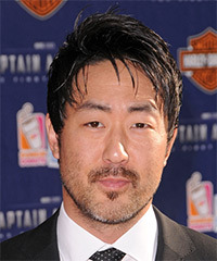 Kenneth Choi Hairstyle - click to view hairstyle information