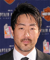 Kenneth Choi Hairstyles