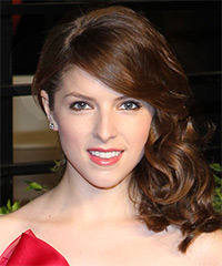 Anna Kendrick - Updo Medium Curly