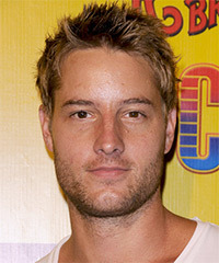 Justin Hartley Hairstyle