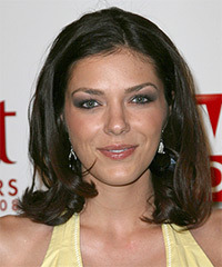 Adrianne Curry - Medium Straight