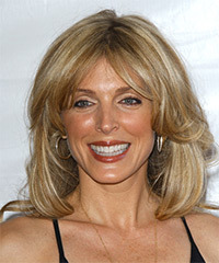 Marla Maples Hairstyles