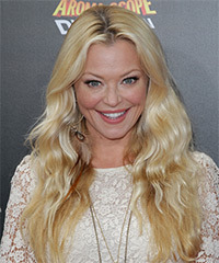 Charlotte Ross Hairstyle