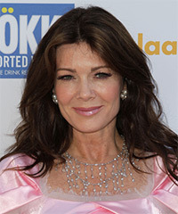 Lisa Vanderpump Hairstyle - click to view hairstyle information