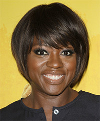 Viola Davis Hairstyle