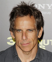 Ben Stiller Hairstyle - click to view hairstyle information