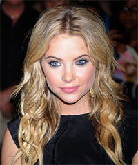 Ashley Benson - Long Wavy