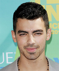 Joe Jonas Hairstyle - click to view hairstyle information