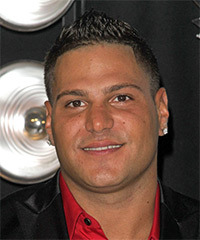 Ronnie Ortiz Hairstyle