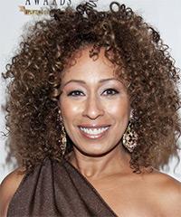 Tamara Tunie - Curly