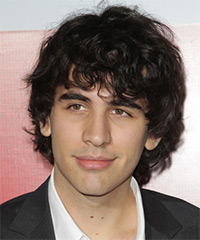 Nick Simmons Hairstyle - click to view hairstyle information
