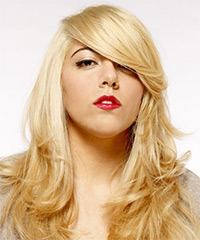 Formal Long Straight Hairstyle - click to view hairstyle information