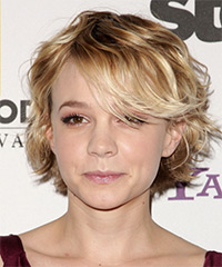 Carey Mulligan - Wavy