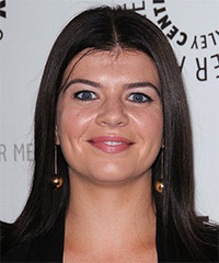 Casey Wilson Hairstyle - click to view hairstyle information