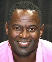 Brian McKnight  Hairstyle - click to view hairstyle information