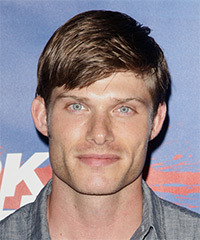 Chris Carmack  Hairstyle