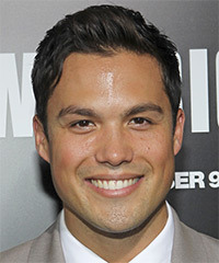 Michael Copon Hairstyle - click to view hairstyle information