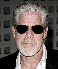 Ron Perlman Hairstyles