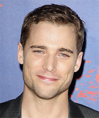 Dustin Milligan Hairstyle