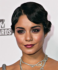 Vanessa Hudgens - Updo Medium Wedding