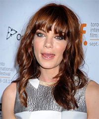 Michelle Monaghan Hairstyle