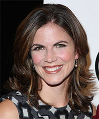 Natalie Morales Hairstyle - click to view hairstyle information
