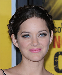 Marion Cotillard - Curly Braided
