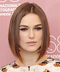 Keira Knightley Hairstyle - click to view hairstyle information