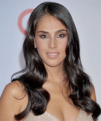 Sandra Echeverria Hairstyle - click to view hairstyle information