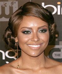 Kat Graham Hairstyle - click to view hairstyle information